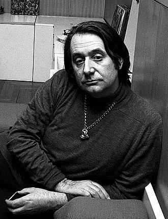 Ettore Sottsass - Ettore Sottsass in 1969
