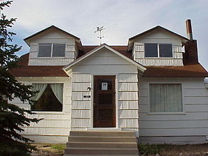 Eureka, Utah - Typical home in Eureka
