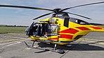 Eurocopter EC 135 SP-HXN, Gliwice 2018.08.12 (02).jpg
