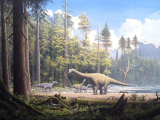 Europasaurus holgeri Scene 2