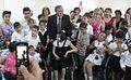 Europe District hands over key to Armenia school (10019344306).jpg