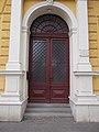 Evangélikus Kossuth Lajos Gimnázium, kapu, 2017 Nyíregyháza.jpg
