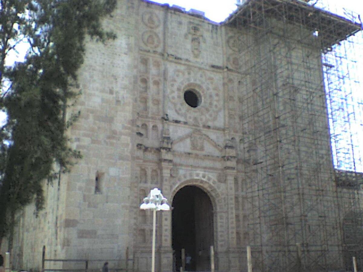 Px Ex Convento Coixtlahuaca