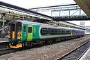 Exeter St Davids - FGW 153325 153318.jpg