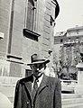 Férfi portré, 1946 Budapest. Fortepan 94468.jpg