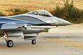 F-16 de la Fuerza Aérea Belga en Vigo (7617848892).jpg