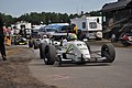 F2000 cars leave secondary pits for practice (5976381087).jpg