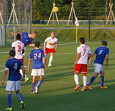 FC Liefering vs. Creighton University 41.JPG