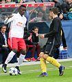 FC Red Bull Salzburg gegen Atletico Madrid (UEFA Youth League 7. März 2017) 42.jpg