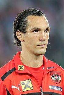 FIFA WC-qualification 2014 - Austria vs. Germany 2012-09-11 - Emanuel Pogatetz 04.JPG