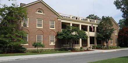 Federal Prison Camp, Alderson - Wikiwand