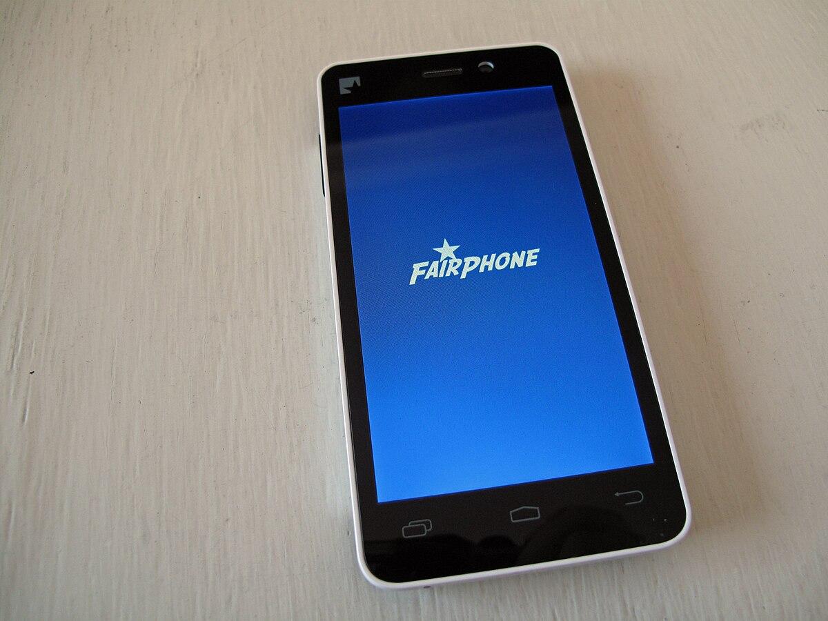 Fairphone 1 - Wikipedia