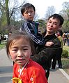 Family Enjoying May Day (4610980052).jpg