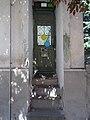 Farmer's House. Door. - 31, Nagy Street, Bia, Biatorbágy, Pest County, Hungary.jpg