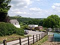 Farmhouse and cottage at Ffynnonlwyd - geograph.org.uk - 1346637.jpg