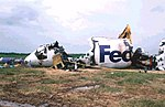 Fedex Express Flight 1478(N497FE)wreckage3.jpg