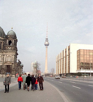 East Berlin