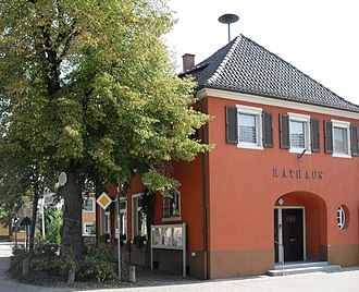 Feldkirch (Hartheim) - Image: Feldkirch (Breisgau), Rathaus