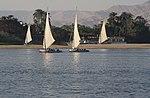 Felukenboote mit den Seteesegeln auf dem Nil..34 -1-origWI.jpg