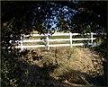 Fence, Oakmont Park, Redlands, CA 12-2-12 (8250859154).jpg