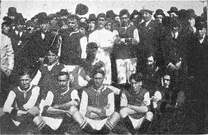 Ferro Carril Oeste - Image: Ferro 1907