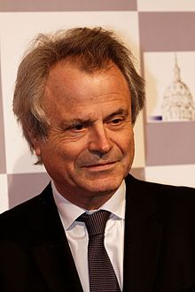 Festival automobile international 2012 - Photocall - Franz-Olivier Giesbert - 012.jpg