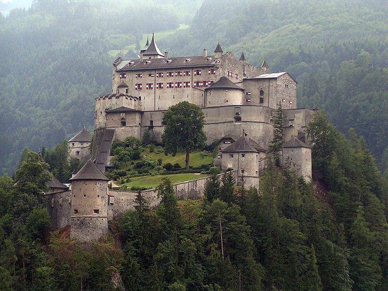 Hohenwerfen - Festung Hohenwerfen