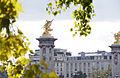 Feuillages et pont Alexandre III.JPG
