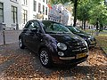 Fiat 500 Netherlands diplomatic plate (Switzerland) (42662956900).jpg