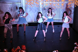 Simon Cowell - Fifth Harmony signed to Cowell's record label too finished third and were mentored by Cowell in 2012. The group are another one of Simon's successful acts.