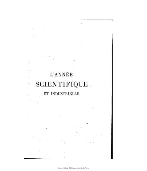 File:Figuier - L'année scientifique et industrielle, 1863.djvu