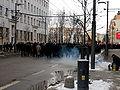 Filmmaking of 'Black Thursday' on crossway of ulica Świętojańska and Aleja Józefa Piłsudskiego in Gdynia - 043.jpg