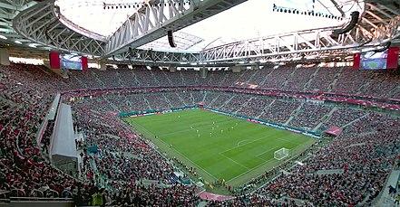 Sitzplan st petersburg stadion Clemson Stadium,