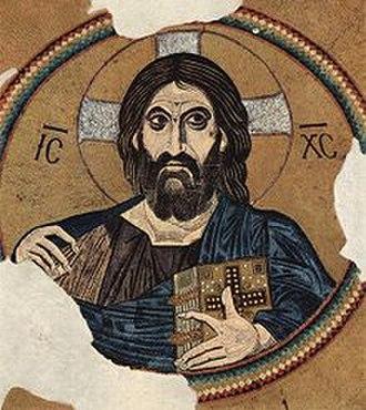 Daphni Monastery - Christ Pantocrator