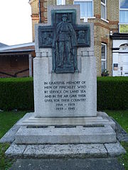 Finchley War Memorial