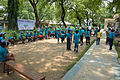 Fire-making - Survival Programme - Summer Camp - Nisana Foundation - Sibpur BE College Model High School - Howrah 2013-06-09 9695.JPG