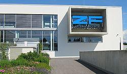 Firmengebäude Zoller + Fröhlich