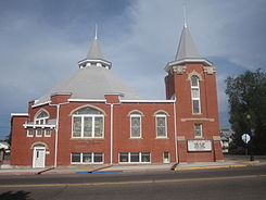 First Baptist Church, La Junta, CO IMG 5695.JPG