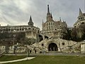 Fisherman's Bastion, Buda Hill, Budapest, Hungary (Ank Kumar) 02.jpg