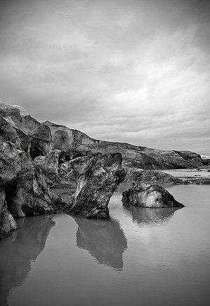 Vatnajökull - Fláajökull outlet glacier