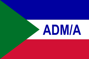 Allied Democratic Forces insurgency - Image: Flag of ADF
