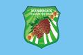 Flag of Bogashyovskoe (Tomsk oblast).png