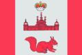 Flag of Kichmengsko-Gorodetsky rayon (Vologda oblast) (2006).png