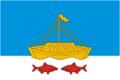 Flag of Laishev rayon (Tatarstan).png