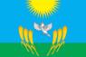 Flag of Vorobyovsky rayon (Voronezh oblast).png