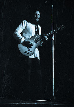 Peter Green, 18 March 1970 Fleetwood mac peter green 2.jpg