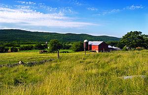 Warren County, New Jersey - Farm in Franklin Township