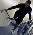 Flickr - The U.S. Army - Patient at Walter Reed test next-generation prosthesis.jpg