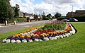 Floral Display, Hallow Road,-Monarch Drive Junction - geograph.org.uk - 523328.jpg