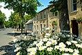 Floral display, Killough - geograph.org.uk - 883147.jpg